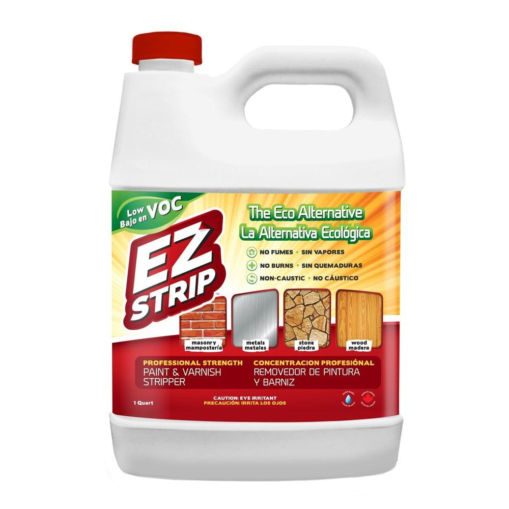 EZ Strip 32 oz. Paint and Varnish Stripper