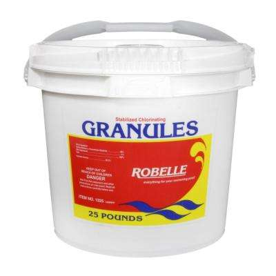 25 lb. Pool Concentrated Chlorinating Granules