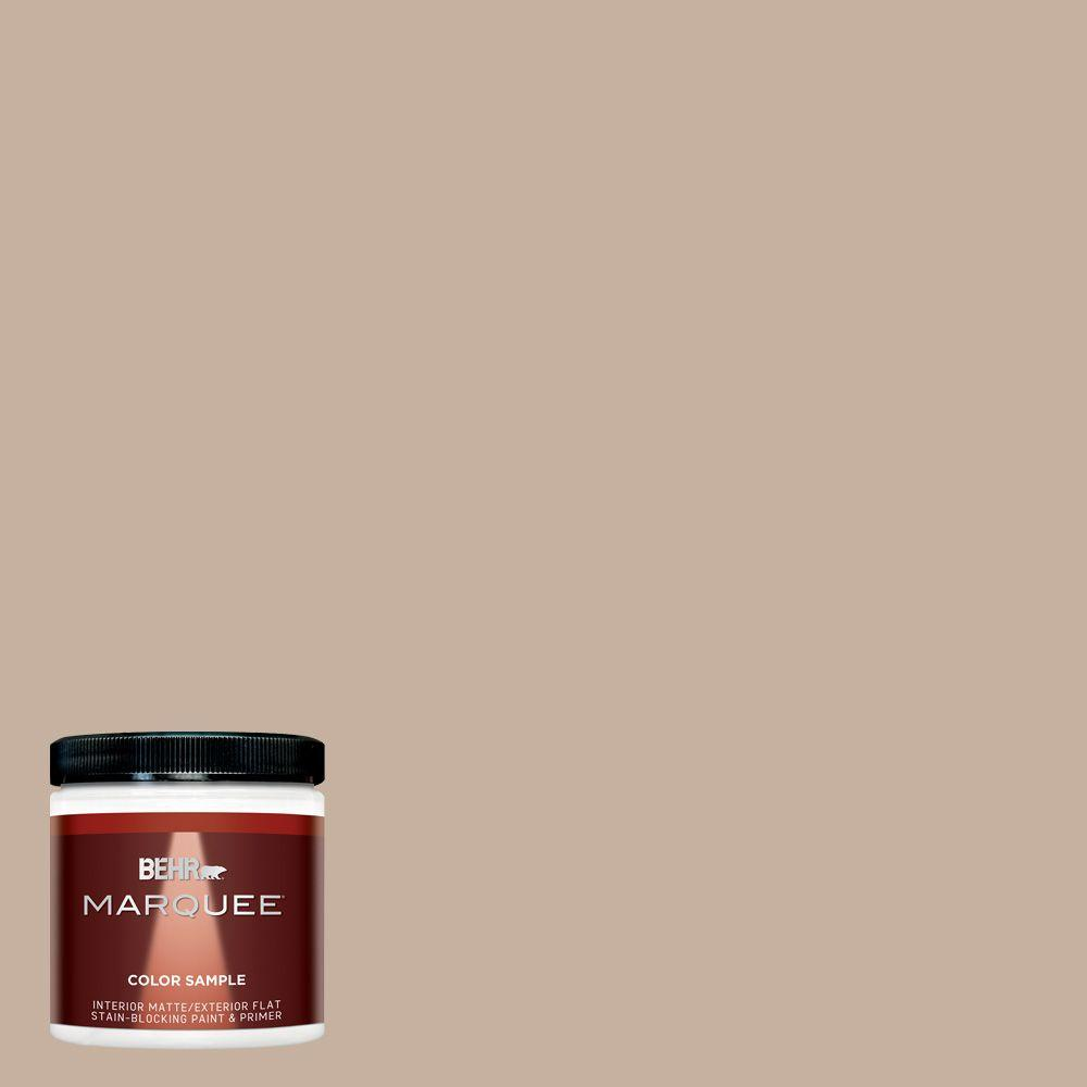 Mq2 32 Mink Haze One Coat Hide Matte Interior Exterior Paint And Primer In Sample