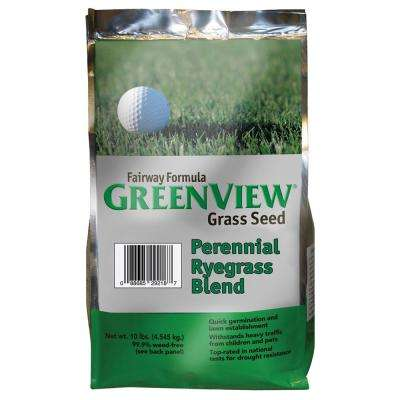 10 lb. Fairway Formula Perennial Ryegrass Blend