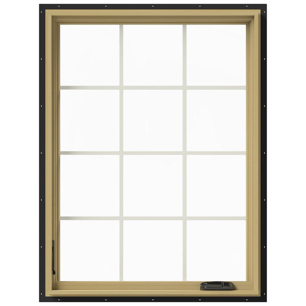Upc 733259363946 jeld wen 36 in x 48 in w 2500 left for Jeld wen casement window prices