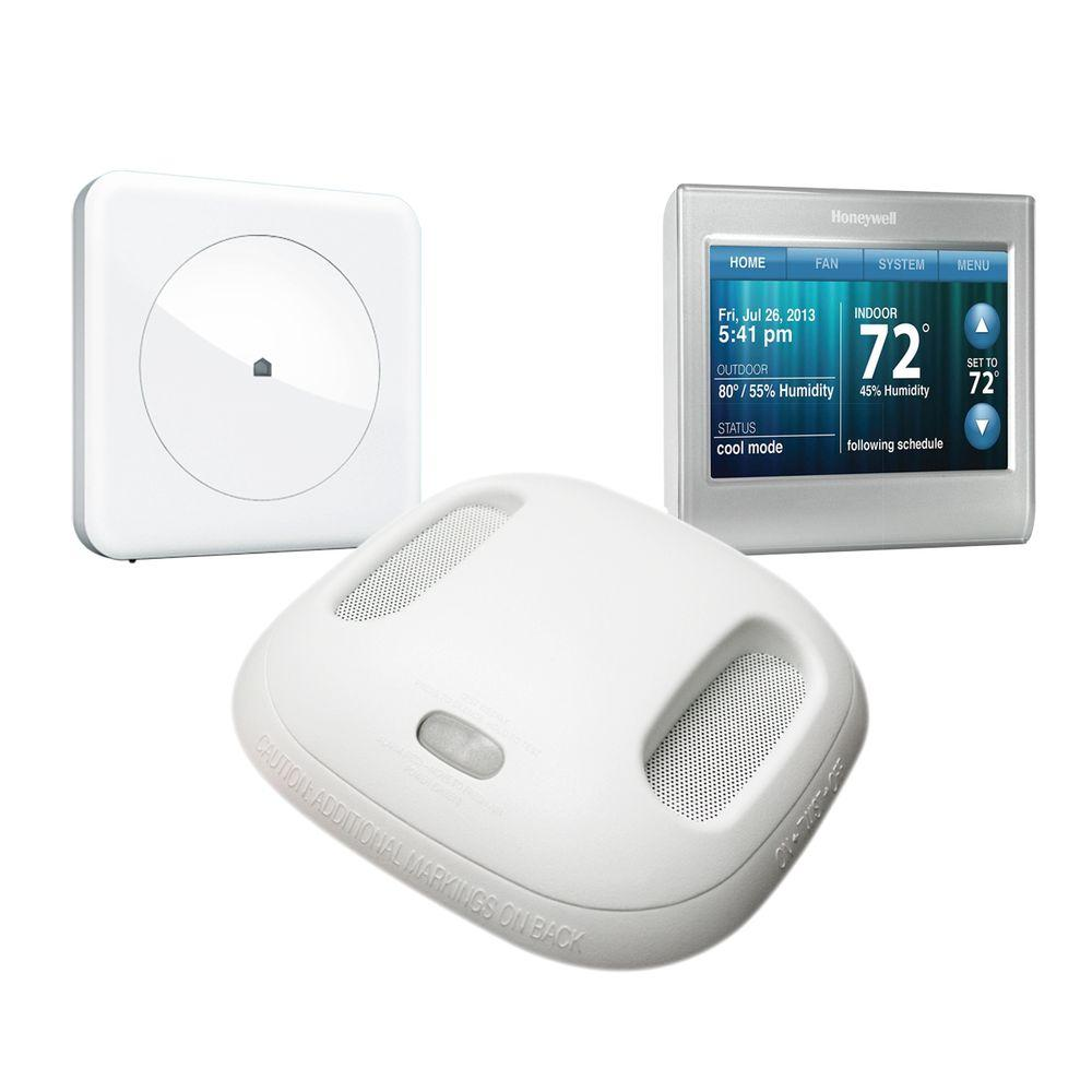 how to change battery in honeywell wifi thermostat