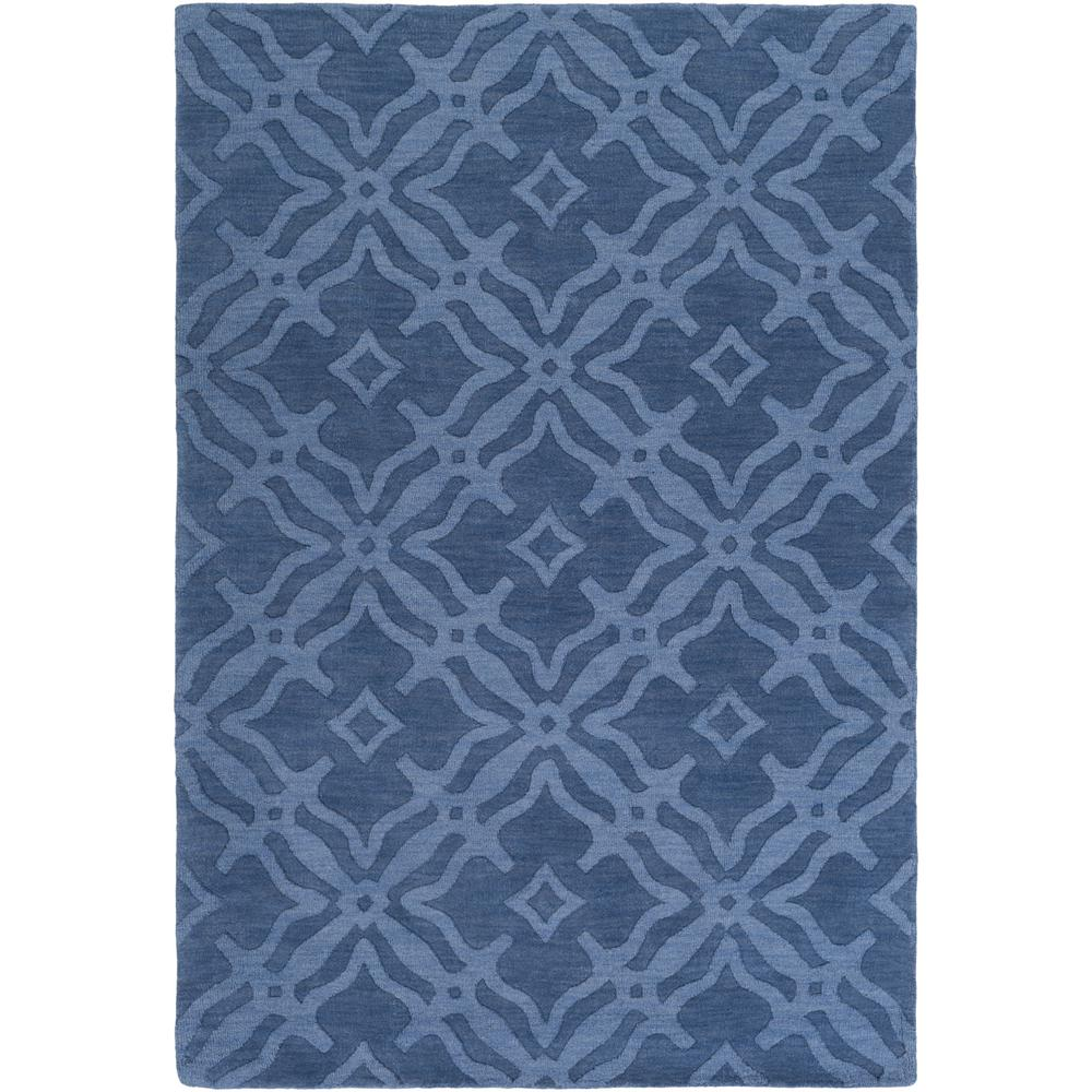 Artistic Weavers Metro Ramona Denim Blue 9 Ft X 12 Indoor Area Rug