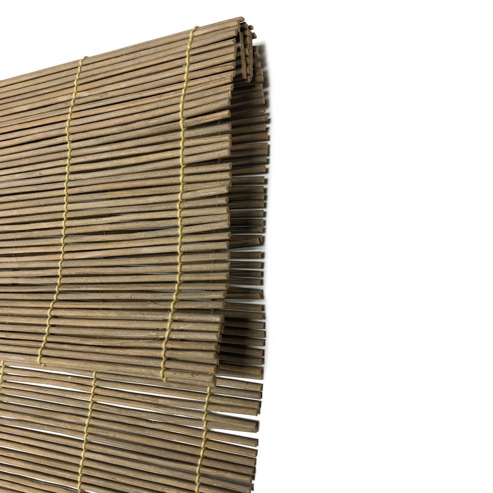 Cordless Light Filtering Bamboo