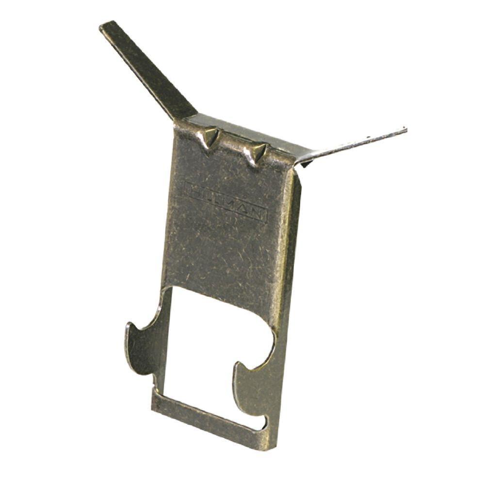 The Hillman Group 30 Lb Brick Hanger 2 Count 534156