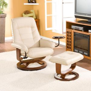 Strange Southern Enterprises Taupe Leather Reclining Chair With Uwap Interior Chair Design Uwaporg