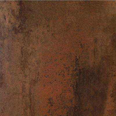 Antares Jupiter Iron 20 In X Glazed Porcelain Floor And Wall Tile