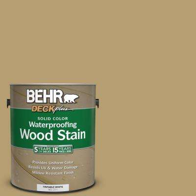 1 gal. #SC-145 Desert Sand Solid Color Waterproofing Wood Stain