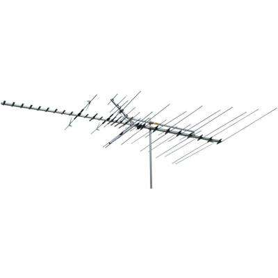 65-Mile Range Indoor/Outdoor HDTV Antenna