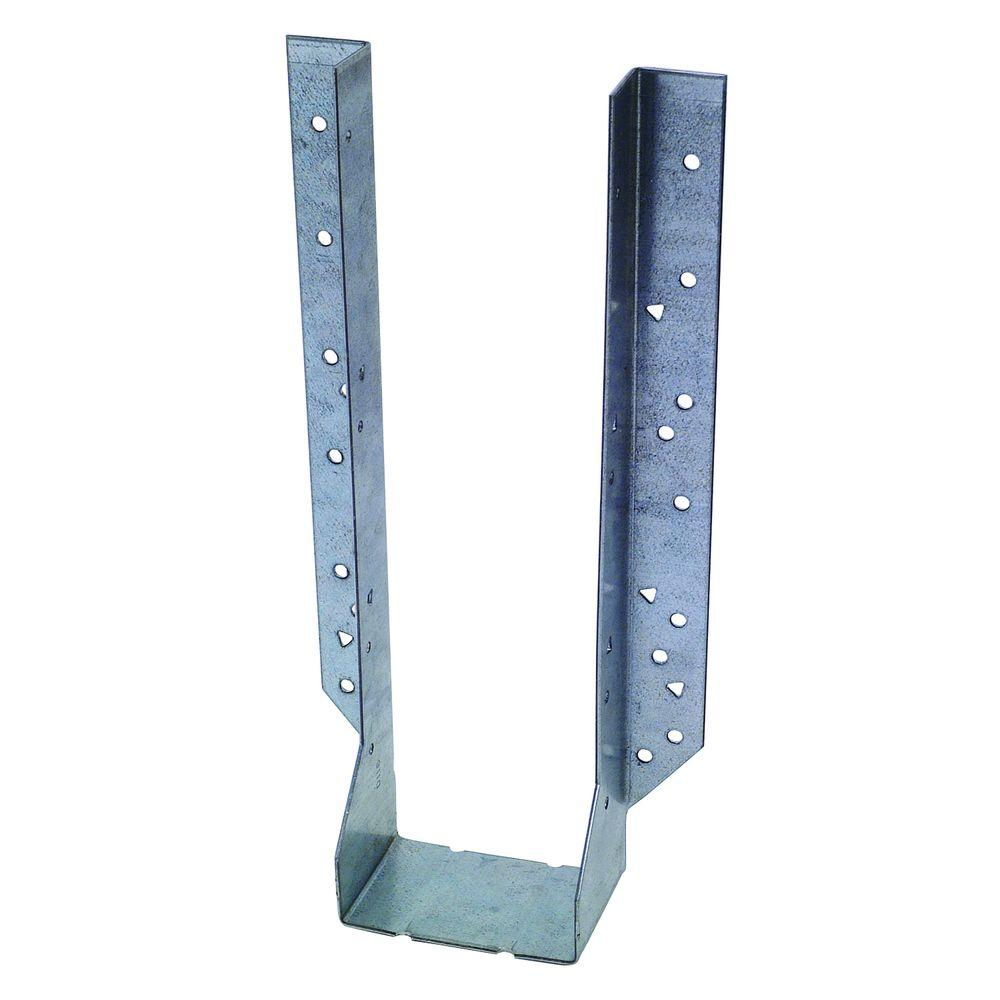 Simpson Strong-Tie HU Galvanized Face-Mount Joist Hanger for 4x14
