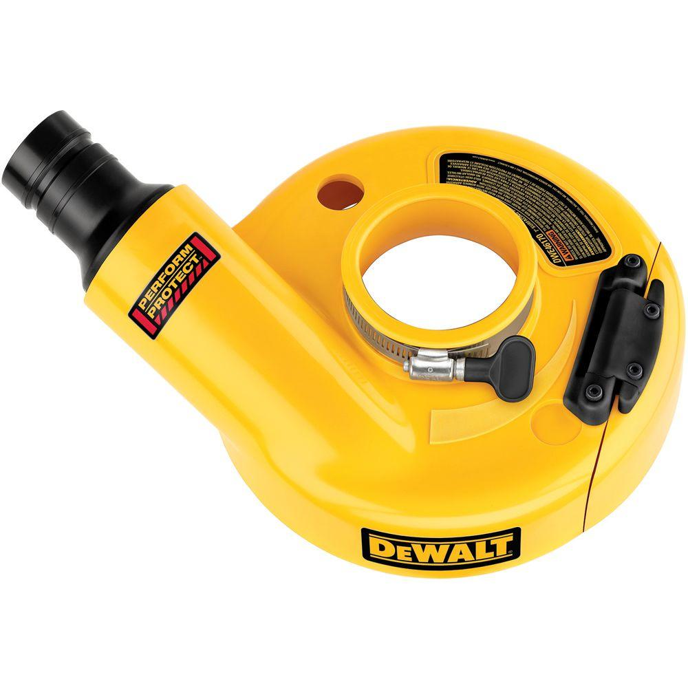 Dewalt 7 In Surface Grinding Dust Shroud Dwe46170 The
