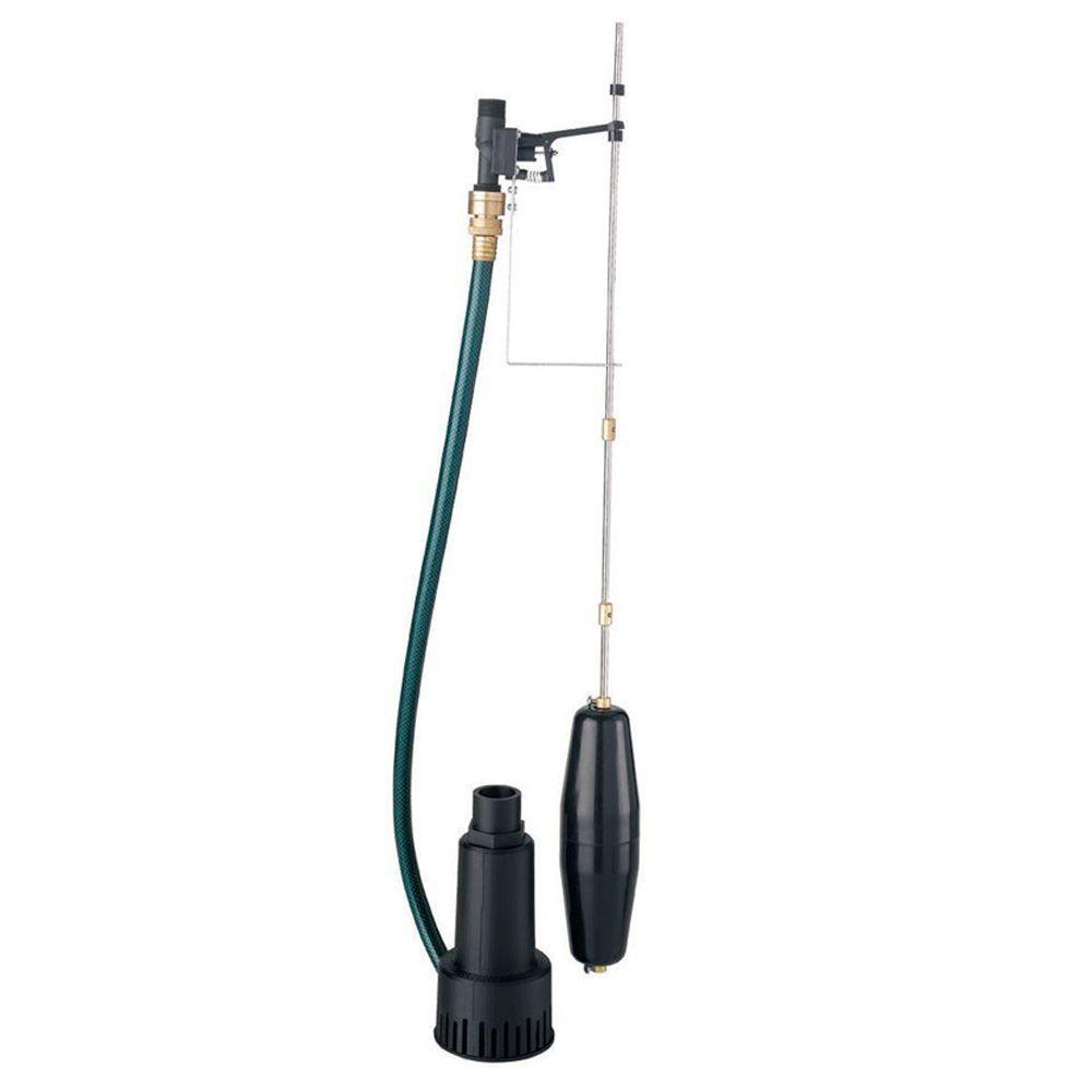 Flotec Submersible Water-Powered Emergency Backup Sump Pump