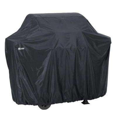 Sodo Black 58 in. Medium BBQ Grill Cover