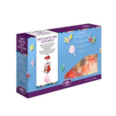 Hard and Sugar Free Cotton Candy Kit