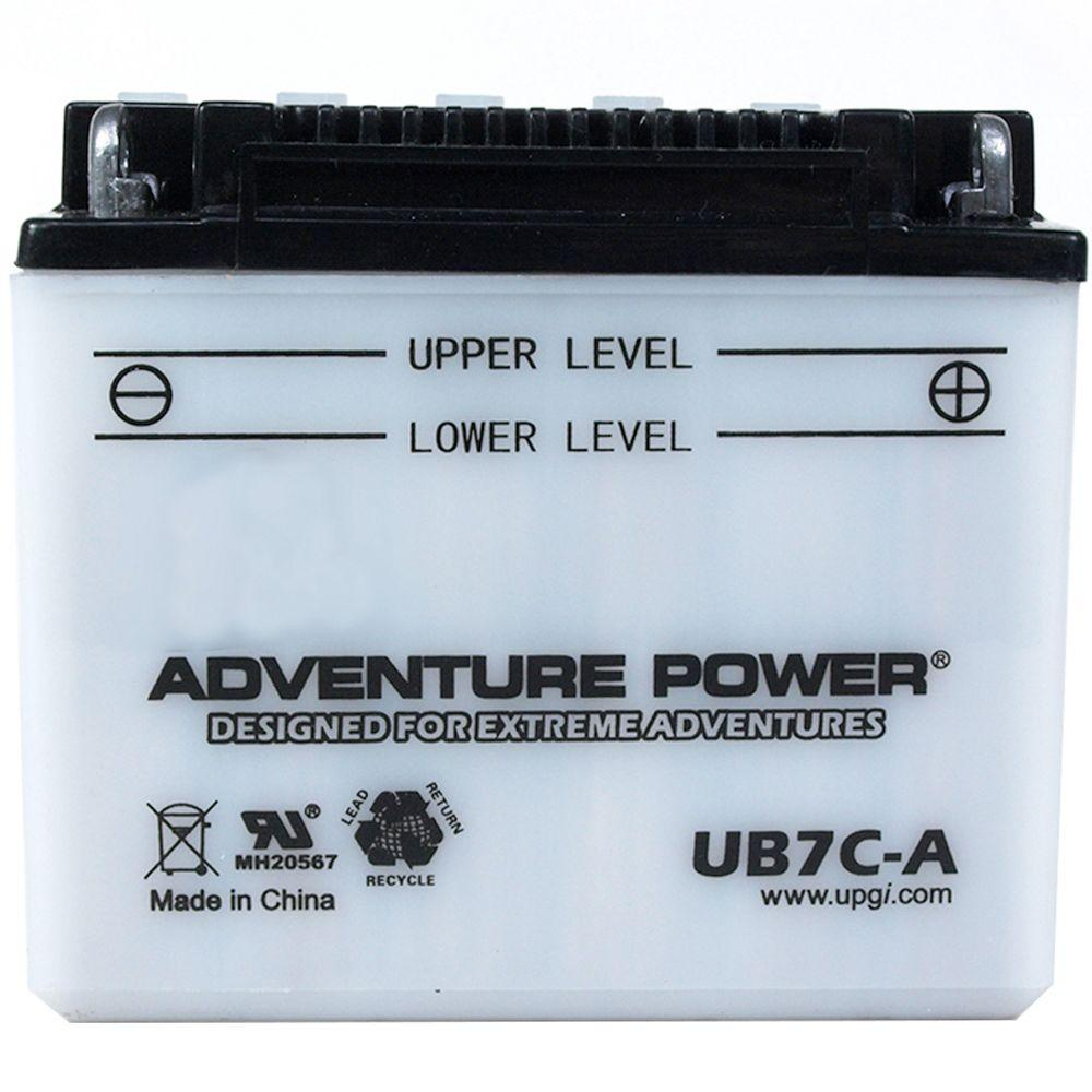 The Upgrade Group Sealed AGM V-Twin Heavy Duty 12-Volt 22...