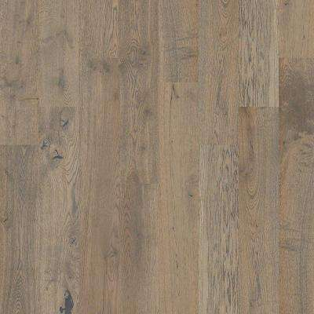 Gray Staple Shaw Engineered Hardwood Wood Flooring The