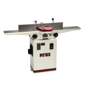 JET 1 HP 6 inch Woodworking Jointer with Quick-Set Knive System, 115/230-Volt, JJ-6CSDX by JET