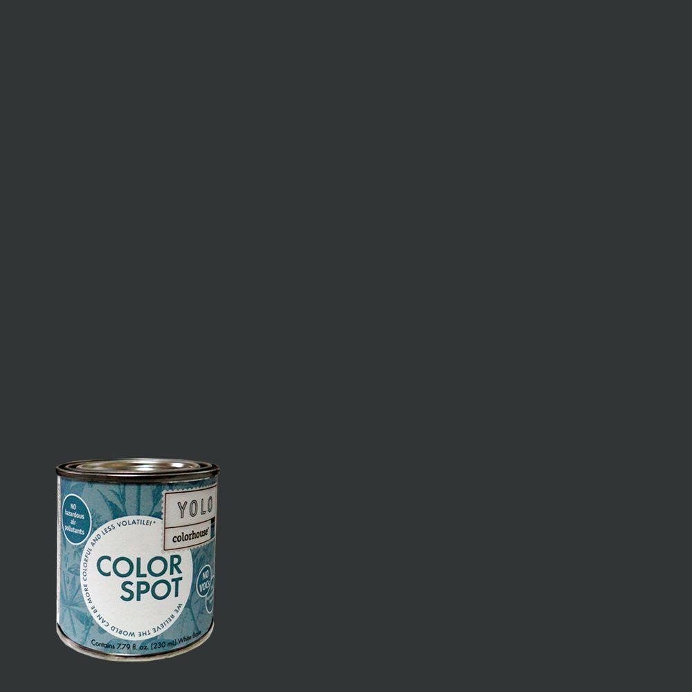 YOLO Colorhouse 8 oz. Nourish .06 ColorSpot Eggshell Interior Paint Sample-DISCONTINUED