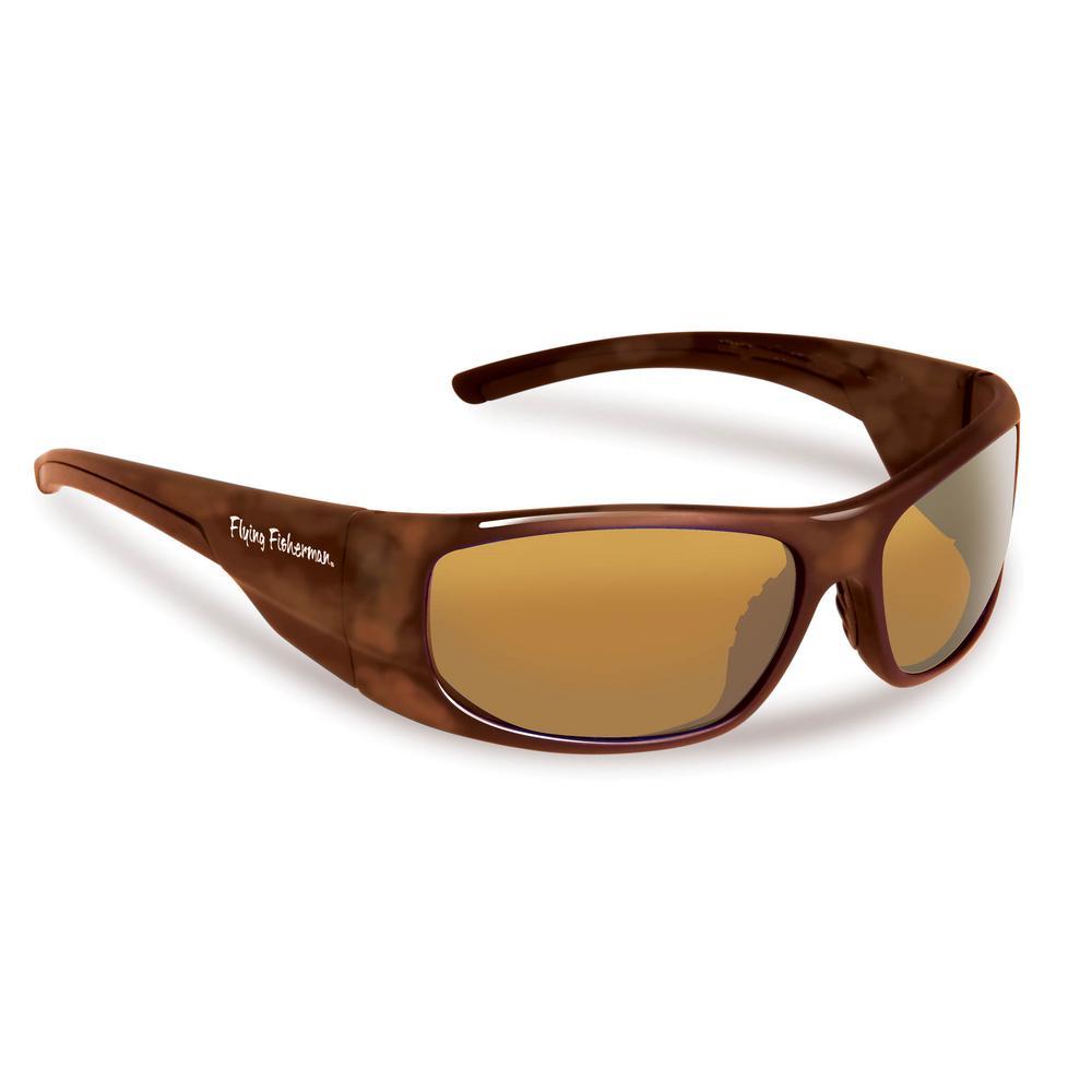 0619572d68 Flying Fisherman. Cape Horn Polarized Sunglasses Tortoise Frame with Amber  Lens