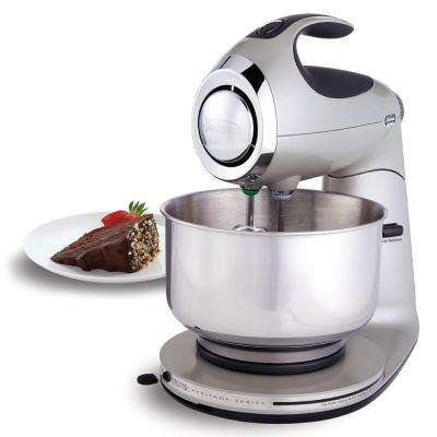 Heritage 4.6 Qt Offset Bowl Stainless Stand Mixer