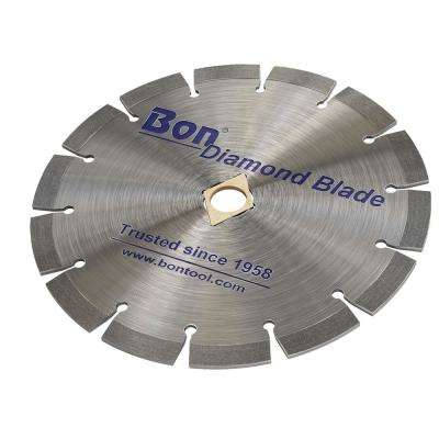 7 in. x 0.095 in. Laser Welded Diamond Blade