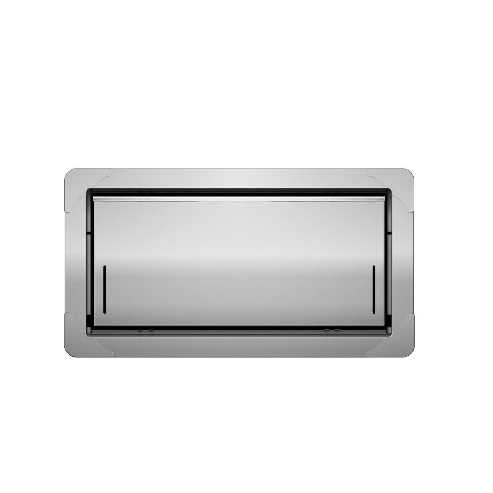 Smart Vent 16 In X 8 In Insulated Flood Vent 70451361