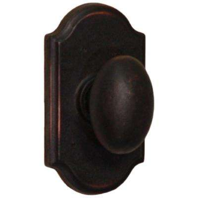 Molten Bronze Oil-Rubbed Bronze Premiere Passage Durham Knob