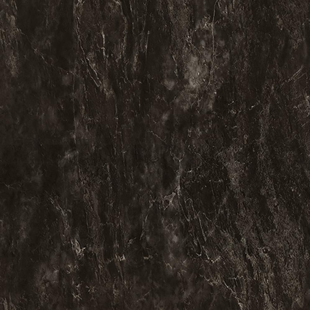 5 ft. x 12 ft. Laminate Sheet in Black Bardiglio with Premiumfx Scovato Finish