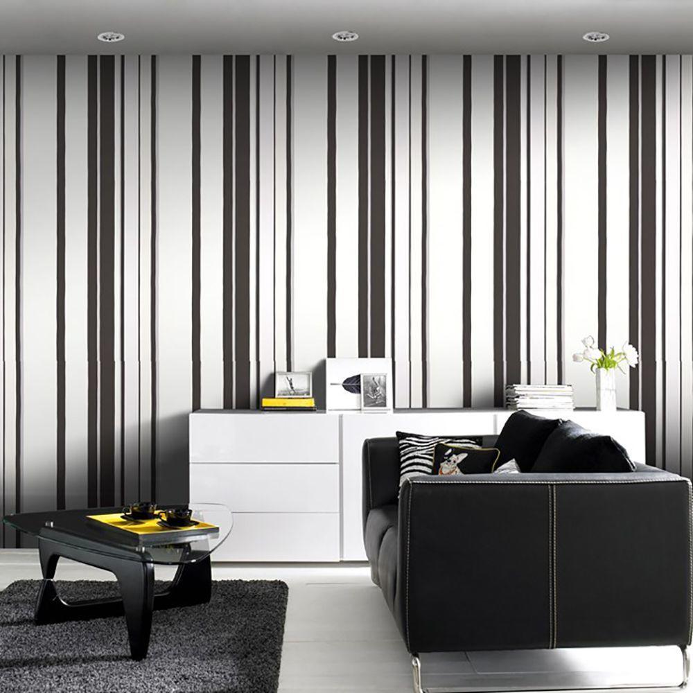 Graham & Brown Hoppen Stripe Wallpaper