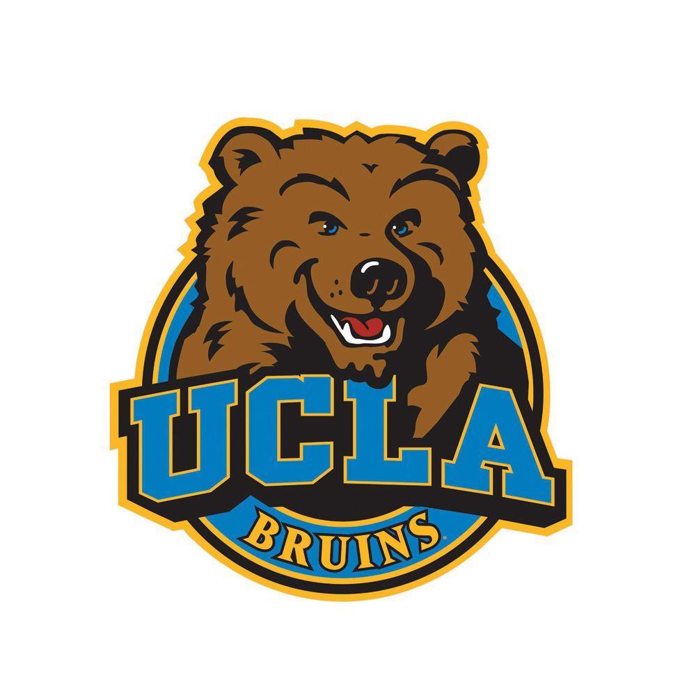 Fathead 41 in. x 43 in. UCLA Logo Wall Decal