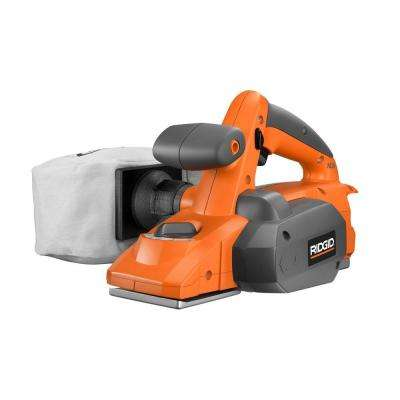 18-Volt 3-1/4 in. Cordless Planer (Tool-Only)