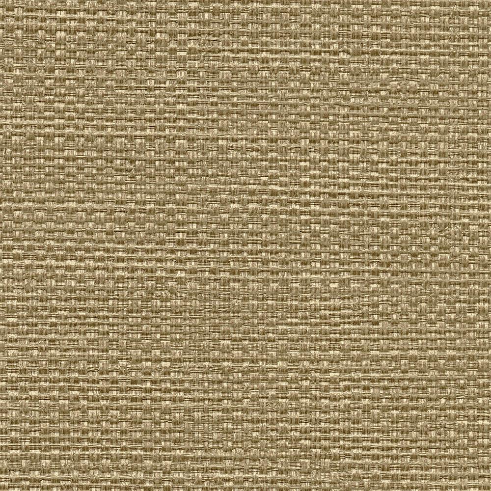 8 in. x 10 in. Bohemian Bling Gold Basketweave Wallpaper Sample