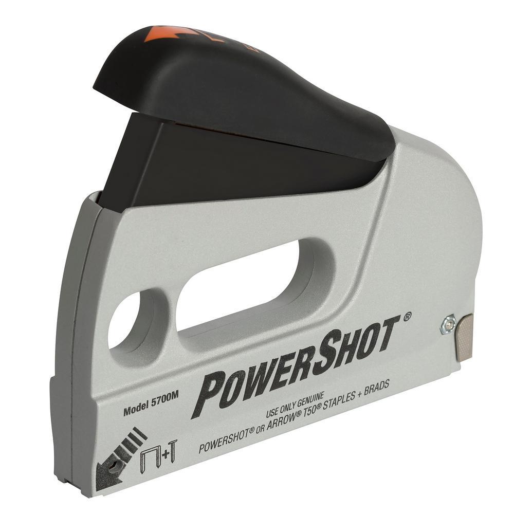 PowerShot 5700 Forward Action Staple Gun