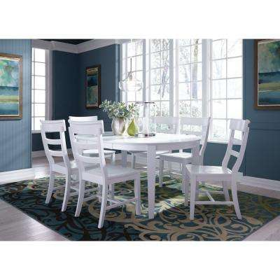 Pure White Lilliana Chair (Set of 2)