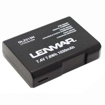 Lithium-Ion 1030mAh/7.4-Volt Digital Camera Replacement Battery