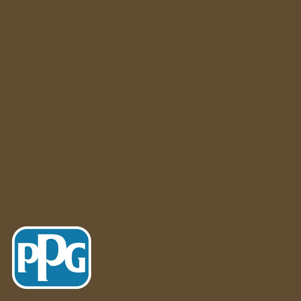 1 gal. TSC-11 Ginger Brown Solid Color Exterior Wood Stain