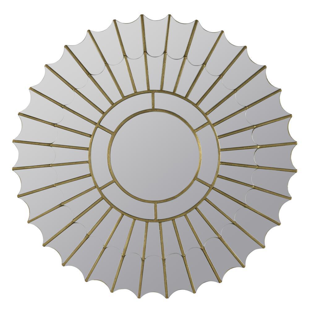 Markus Gold Decorative Mirror