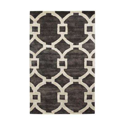 Sawyer Alabaster 10 ft. x 14 ft. Area Rug