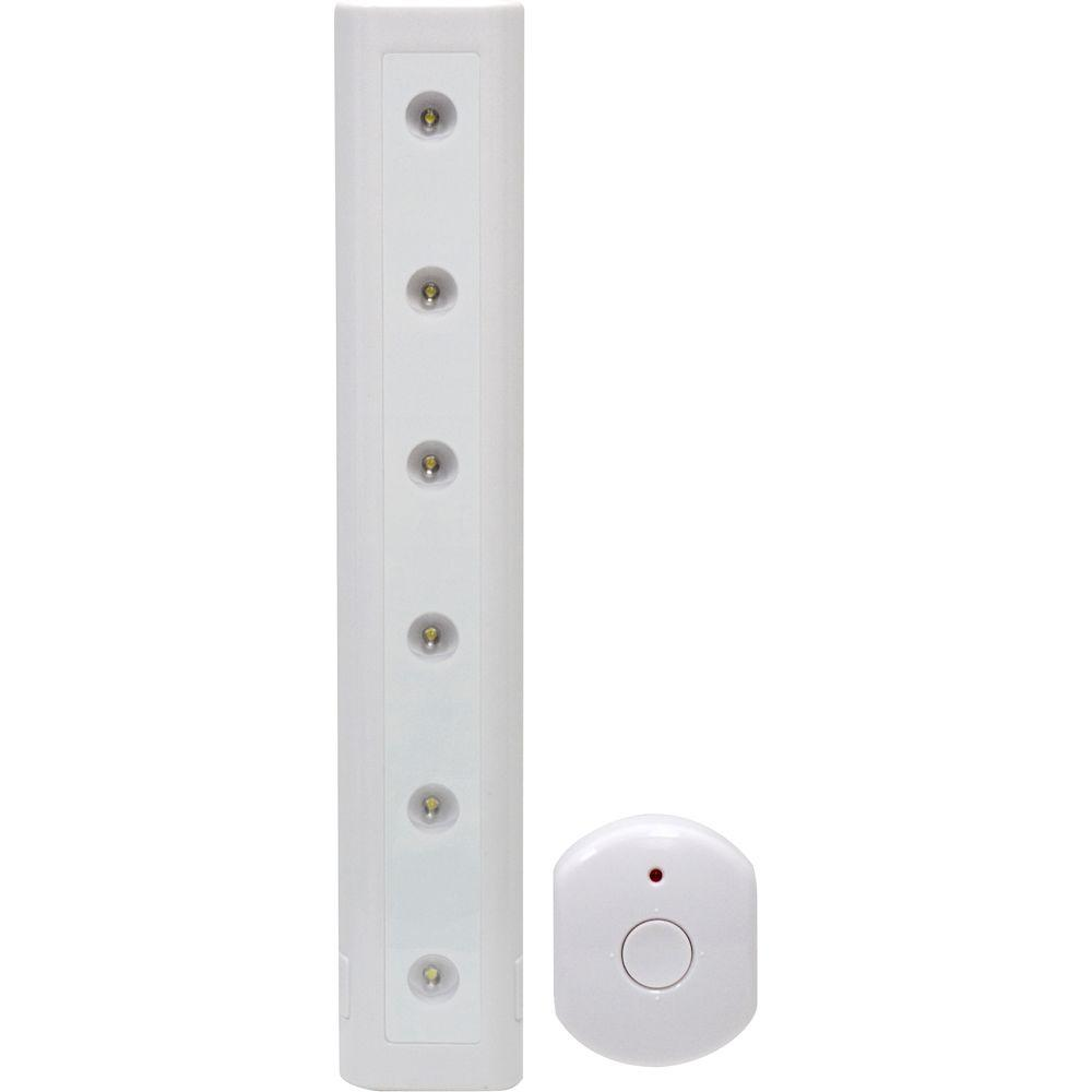GE 12 In. LED Light With Wireless Remote Control-17448
