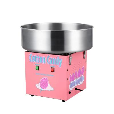Superior Floss Commercial Pink Countertop Cotton Candy Machine