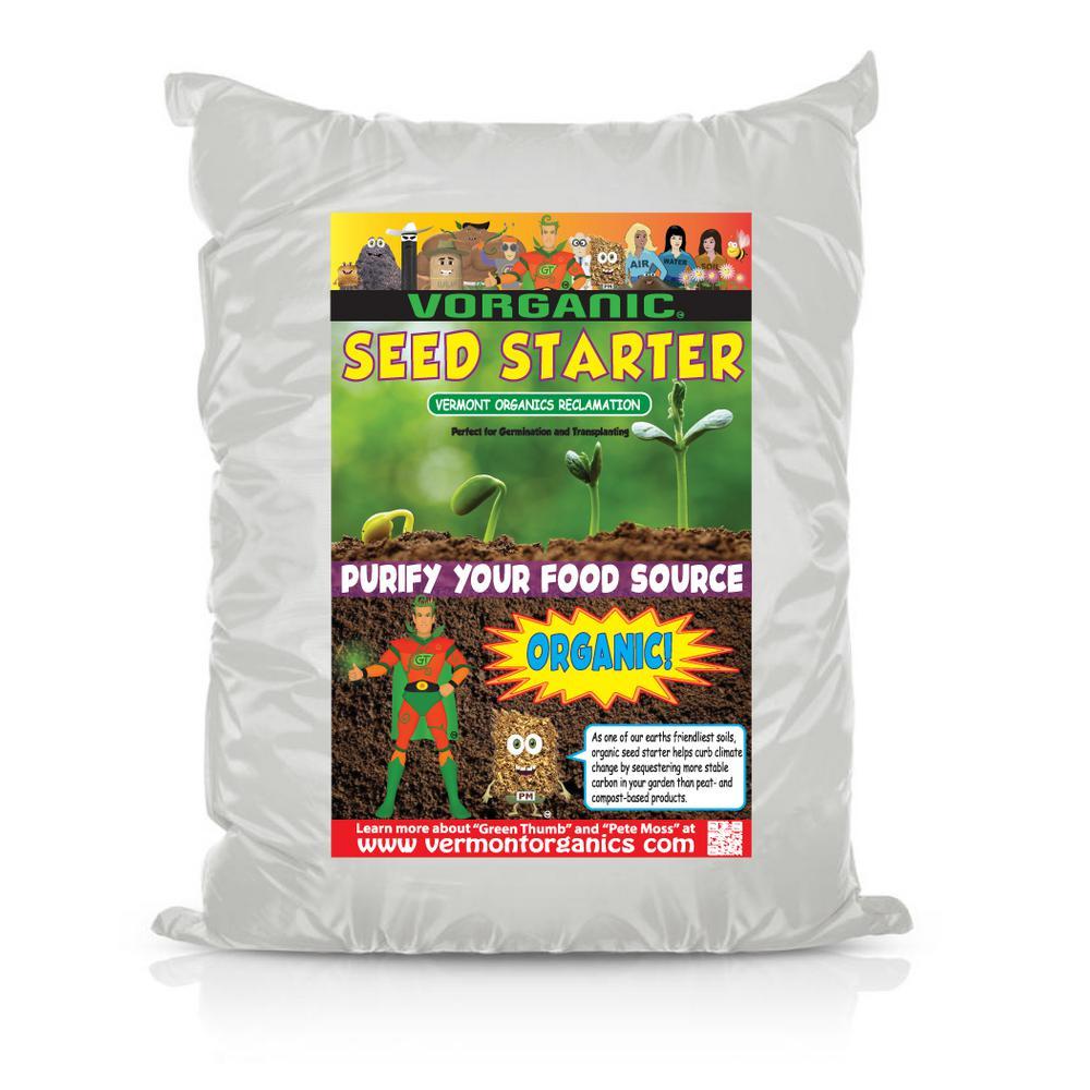 10 Qt. Organic Seed Starter