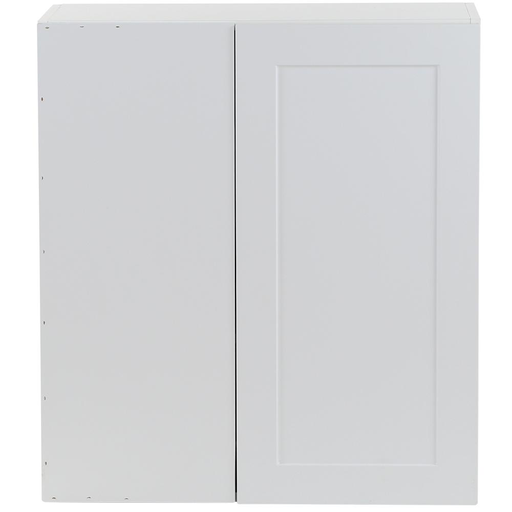 Plywood Wall Cabinet Plan: Hampton Bay Cambridge Assembled 27x12.5x30 In. All Plywood