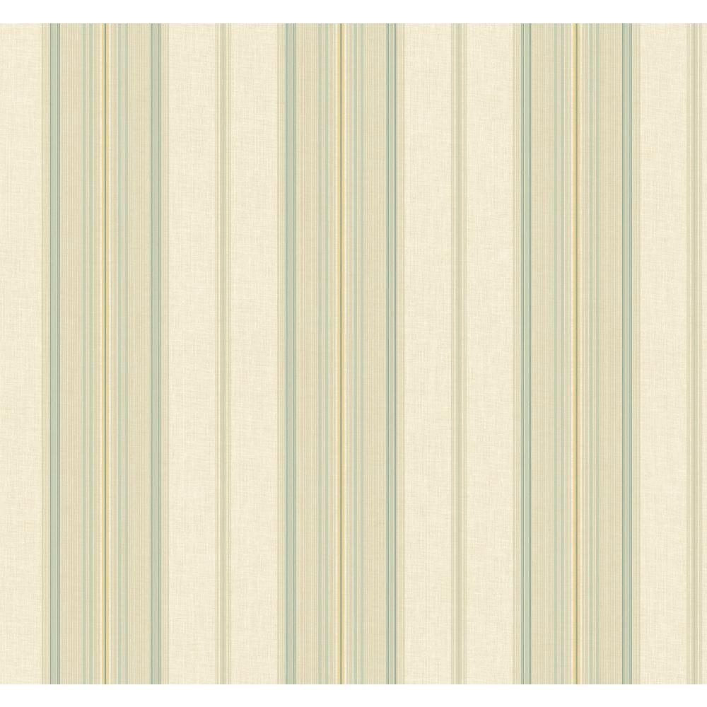York Wallcoverings Williamsburg Amelia Stripe Wallpaper