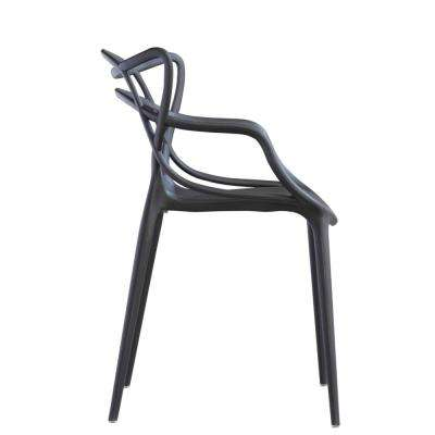 Black Brand Name Dining Chair