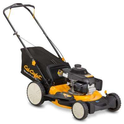 21 in. 160cc Honda 3-in-1 High Rear Wheel Gas Walk Behind Push Mower