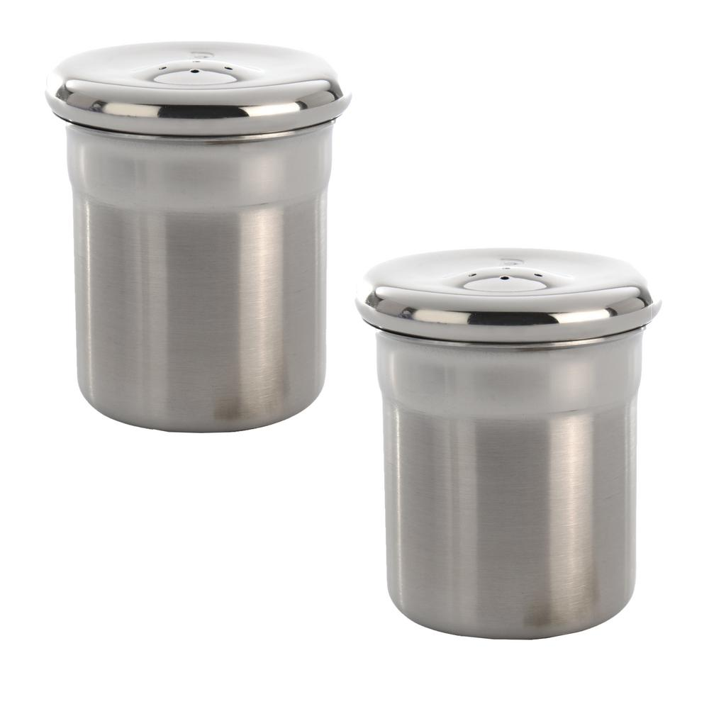 Berghoff Essentials Stainless Steel Salt And Pepper Shakers Set