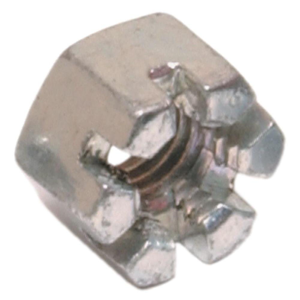 20 pcs 3//8-24 Slotted Castle Nuts AISI 304 Stainless Steel 18-8