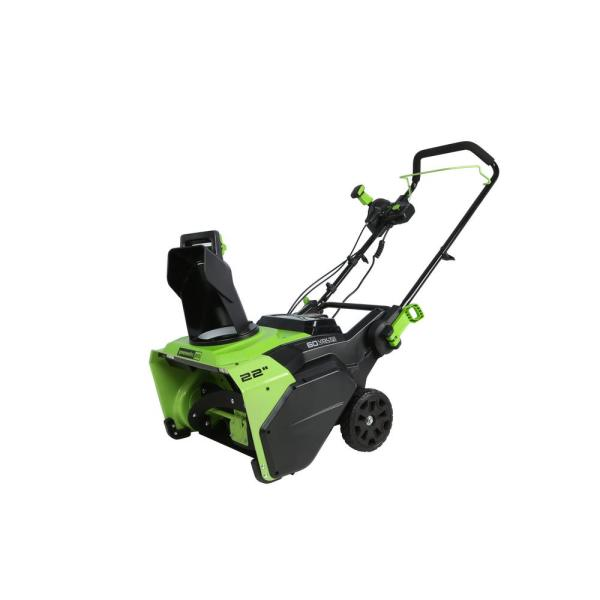 PRO 22 in. 60-Volt Battery Cordless Snow Blower (Tool-Only)