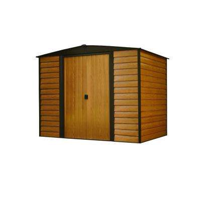Woodridge 8 ft. x 6 ft. Steel Storage Building