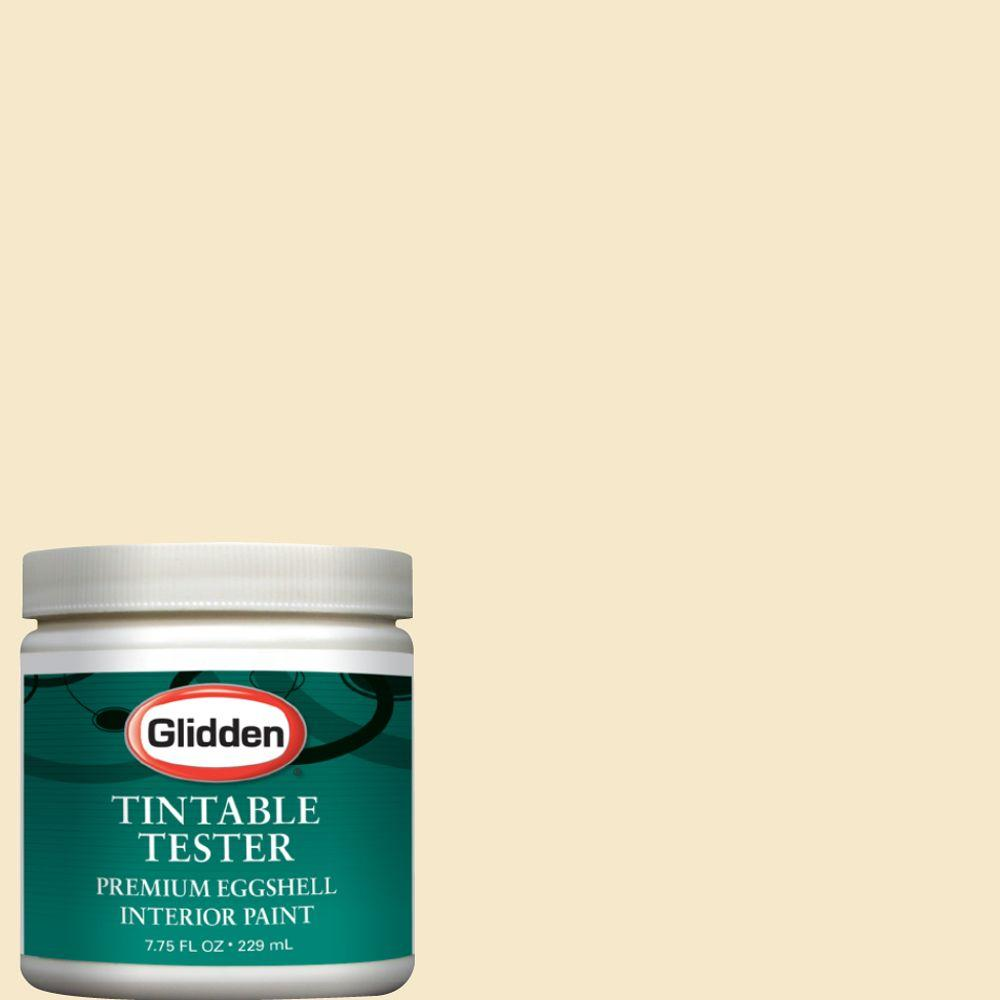 Glidden Premium 8-oz. Banana Cream Pie Interior Paint Tester